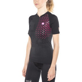 Compressport Trail Running Postural Shortsleeve Top Dam black